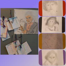 Beethoven in den 2. und 3. Klassen (EDV)
