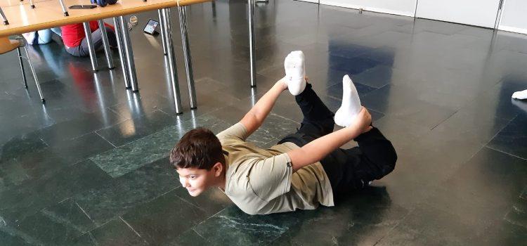 Bewegung und Sport in der 1D